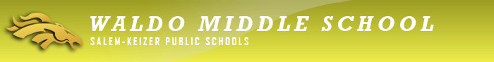 Waldo Middle School Logo