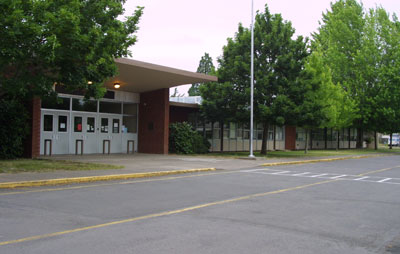 Waldo Middle School Front