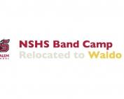 North band at Waldo