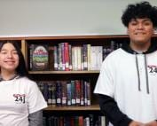 Waldo Middle School students talk about Bond Construction at their school.